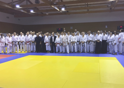 2017-11-11 stage européen fekamt toutes disciplines - animés par les experts - karate-do - ju-jitsu, tai-jitsu-do - aikido - kenjutsu, kobudo et armes et compatibles - gien (45) - [groupe]