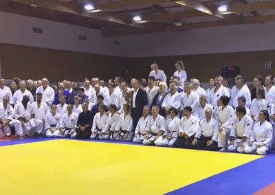 2017-11-11 stage européen fekamt toutes disciplines - animés par les experts - karate do - ju-jitsu, tai-jitsu-do - aikido - kenjutsu, kobudo et armes et compatibles - gien (45)-[groupe]